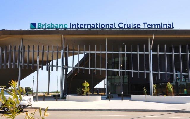 Brisbane International Cruise Terminal