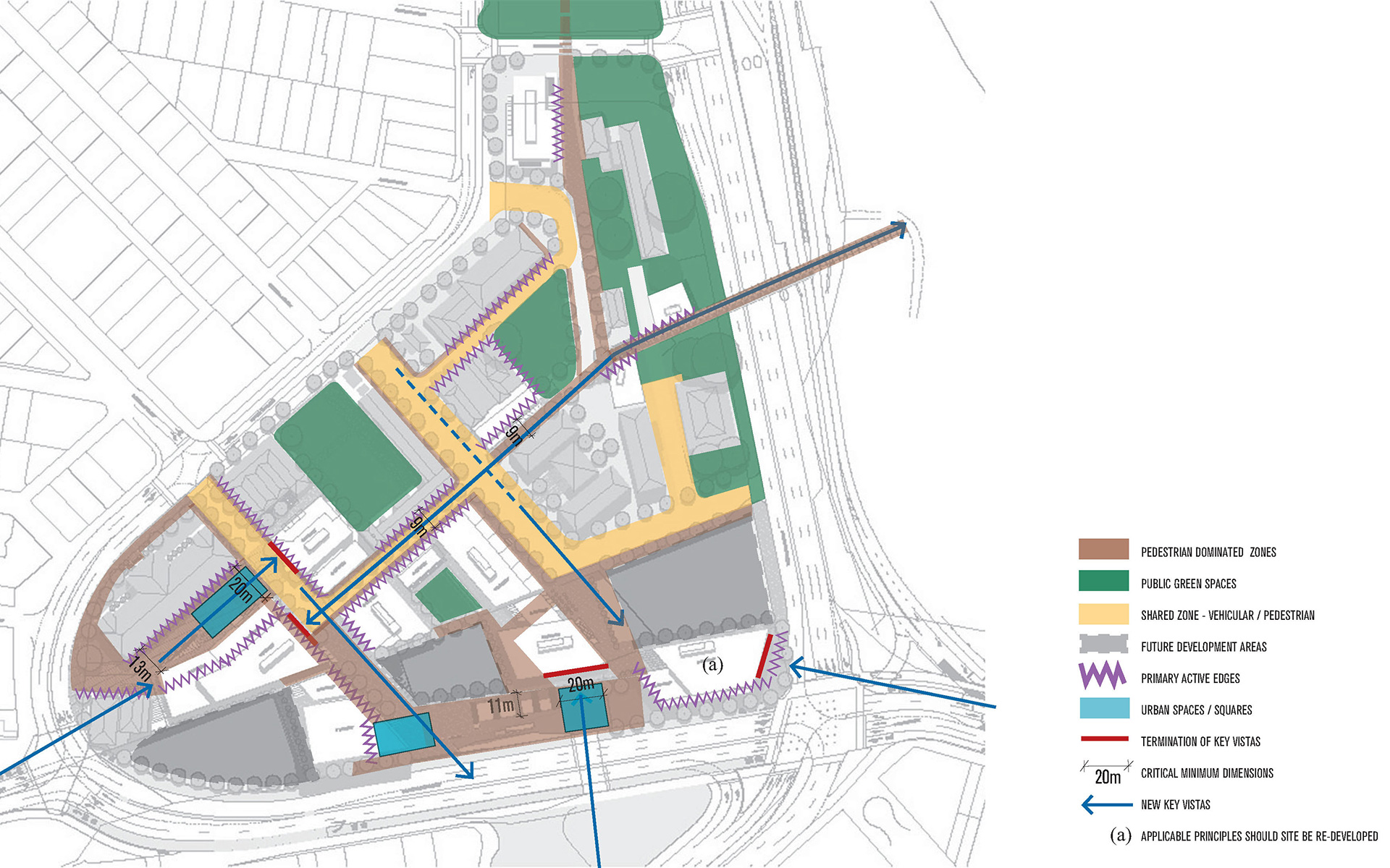 City West Master Plan 2