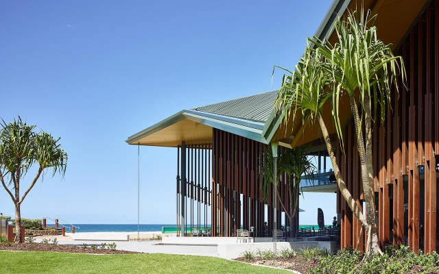 Kurrawa Surf Life Saving Club