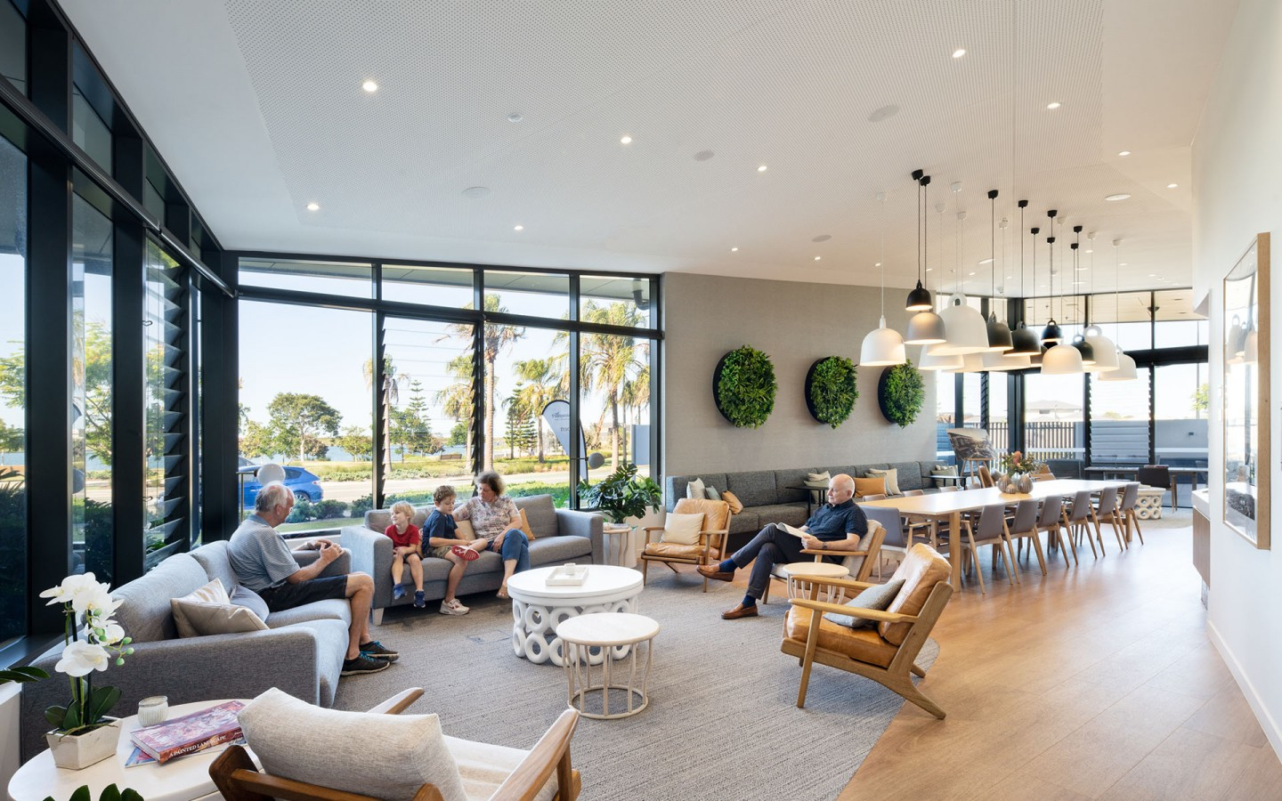 STOCKLAND NEWPORT RETIREMENT LIVING L 01
