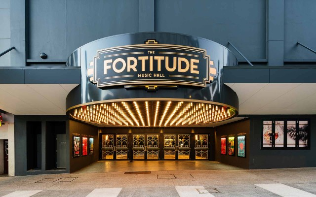 The Fortitude Music Hall