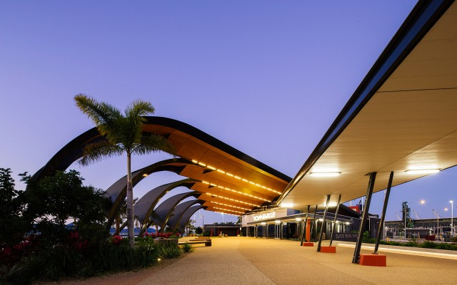 Townsville Cruise Terminal