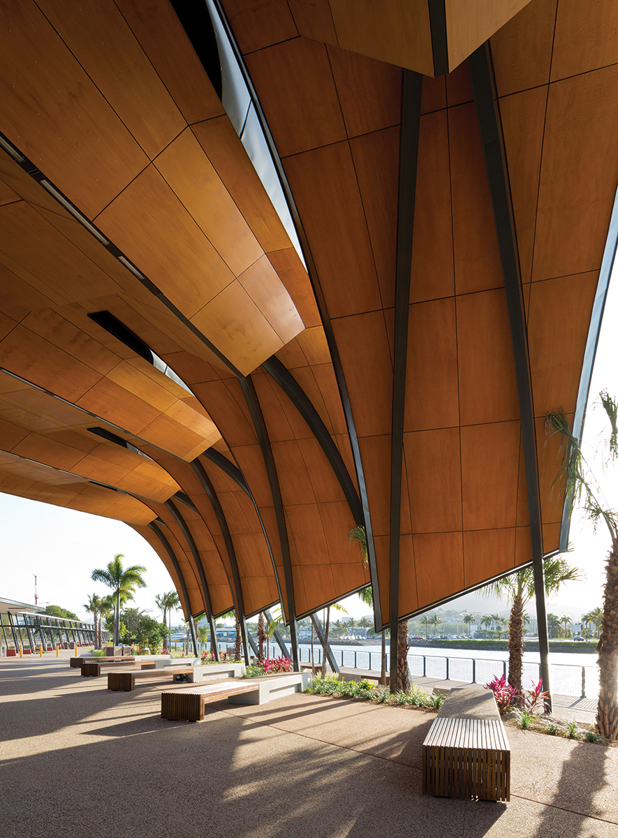 Townsville Cruise Terminal P 01