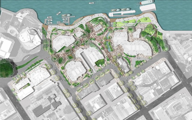 Waterfront Precinct Master Plan